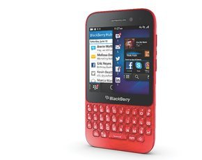BlackBerry Live 2013: Blackberry launches Q5 device